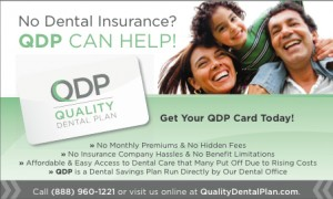 QDP ad sample